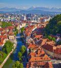 Ljubljana panorama, photo Janez Kotar