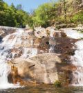 Salto de agua (Valle del Jerte)